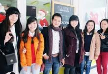 Sôi động không khí hậu trường tuyển dụng cuối năm tại Hanoi- Arena-m