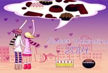 """Hanoi-Arena dành tặng """"Sweet Valentine"""" ngọt ngào và hoàn toàn miễn phí"""