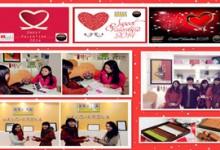 Tưng bừng Valentine yêu thương tại Đại gia đình 19 Nguyễn Trãi