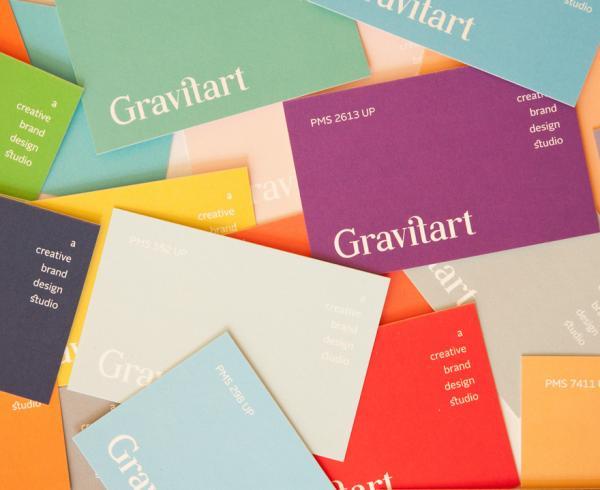 Những thiết kế Name Card đa sắc màu-18