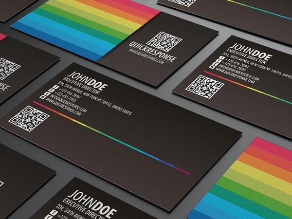 Những thiết kế Name Card đa sắc màu-7