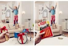 10 quảng cáo ấn tượng với cách truyền tải hình ảnh thông minh