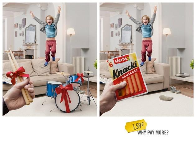 10 quảng cáo ấn tượng với cách truyền tải hình ảnh thông minh-1