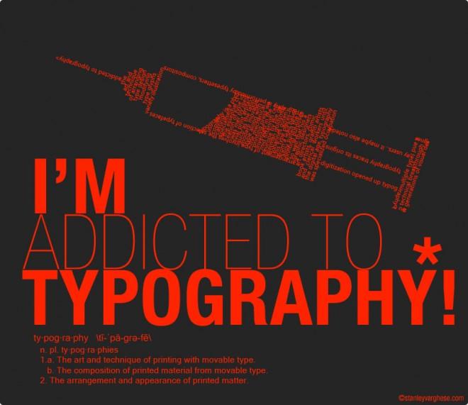 Những ý tưởng Typography hiệu quả và ấn tượng-19