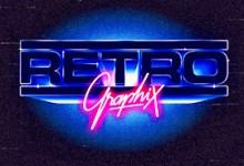 Bộ sưu tập Logo 80s điển hình cho trào lưu Retro thập niên 80