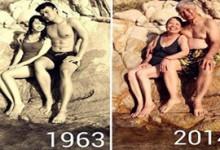 """Bức ảnh """"50 năm 1 cuộc tình"""" gây sốt với 3 triệu like"""