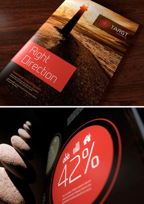 Những thiết kế Brochure sáng tạo không thể bỏ lỡ 2