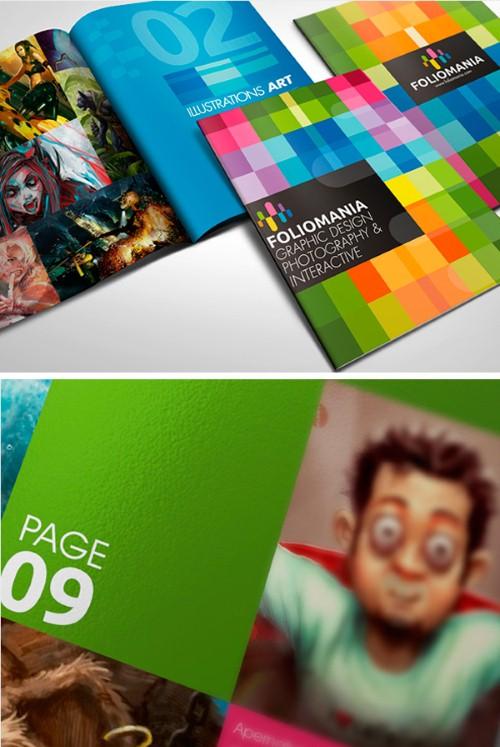 Những thiết kế Brochure sáng tạo không thể bỏ lỡ 3