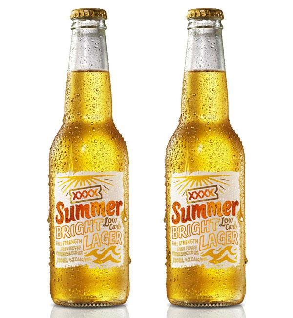 Những thiết kế tràn đầy năng lượng cho các thương hiệu Bia nổi tiếng-10