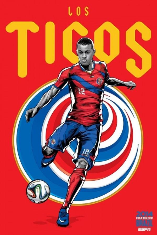 Sôi động cùng Poster cổ động World Cup 2014 -10