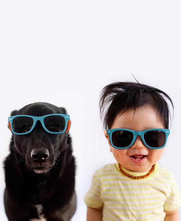 """Tình bạn """"tuyệt đẹp"""" giữa cậu bé và cún cưng -10"""