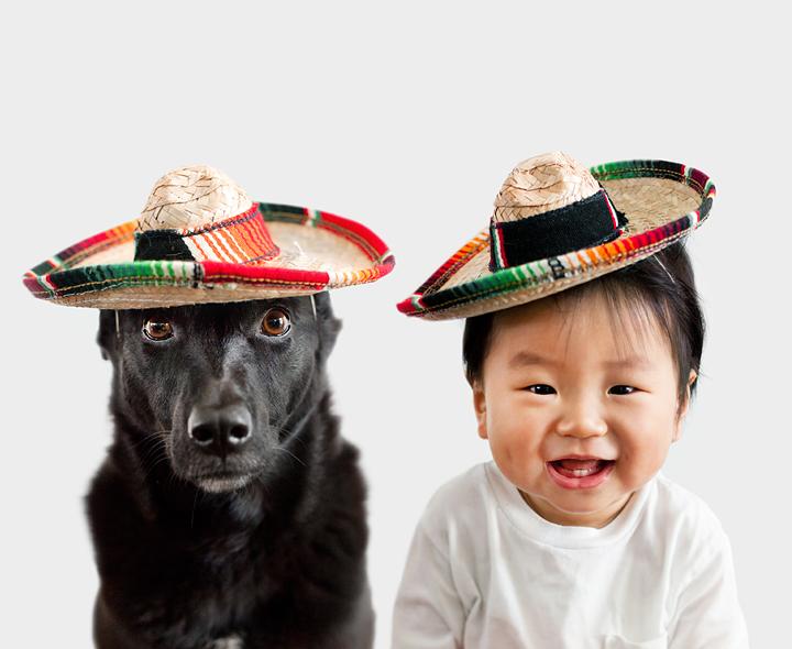 """Tình bạn """"tuyệt đẹp"""" giữa cậu bé và cún cưng -1"""