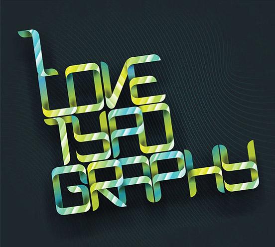Khi Typography rực rỡ, hiện đại và tràn đầy sự phóng khoáng-12