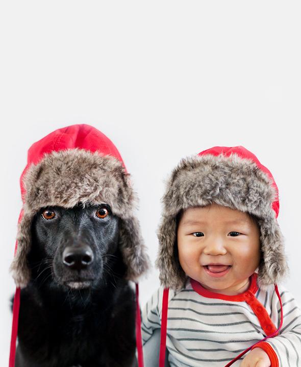 """Tình bạn """"tuyệt đẹp"""" giữa cậu bé và cún cưng -13"""