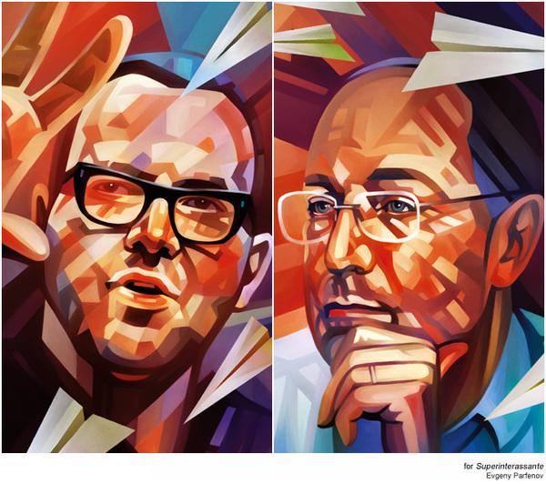 Những tác phẩm minh họa đặc sắc của Evgeny Parfenov-2