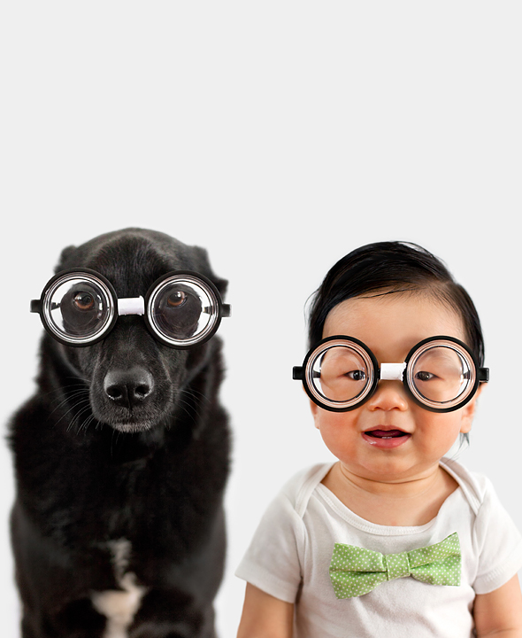 """Tình bạn """"tuyệt đẹp"""" giữa cậu bé và cún cưng -5"""