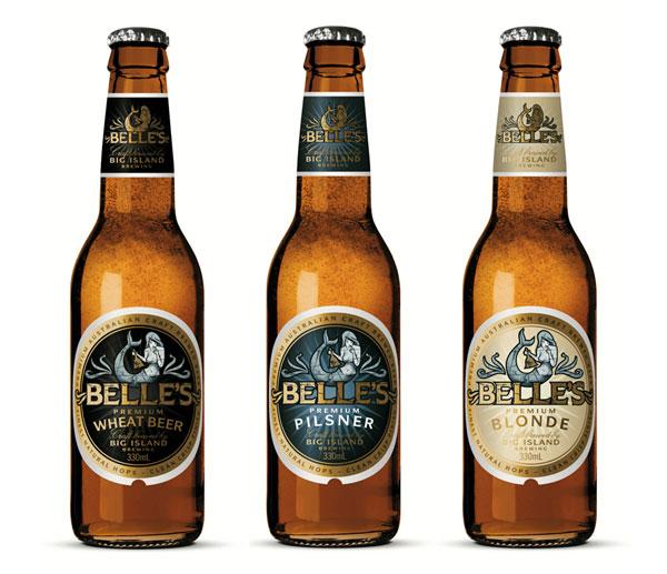 Những thiết kế tràn đầy năng lượng cho các thương hiệu Bia nổi tiếng-9