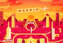 Những thành phố đầy màu sắc của tác giả Aldo Crusher