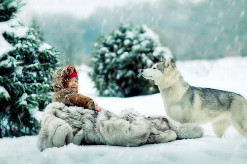 Những thiên thần tuyết đáng yêu không thể bỏ qua