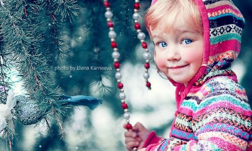 Những thiên thần tuyết đáng yêu không thể bỏ qua 10