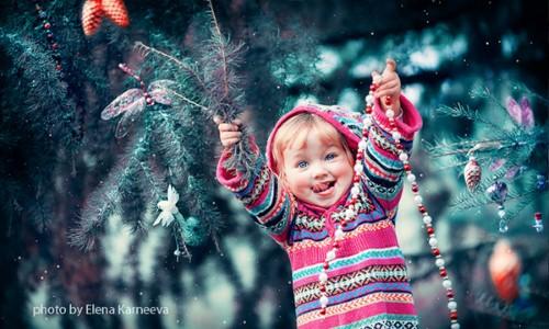 Những thiên thần tuyết đáng yêu không thể bỏ qua 11