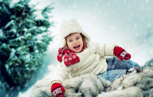 Những thiên thần tuyết đáng yêu không thể bỏ qua 12