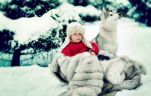 Những thiên thần tuyết đáng yêu không thể bỏ qua 15