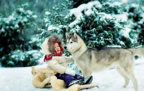 Những thiên thần tuyết đáng yêu không thể bỏ qua 18