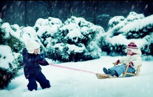 Những thiên thần tuyết đáng yêu không thể bỏ qua 19