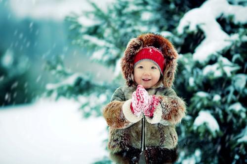 Những thiên thần tuyết đáng yêu không thể bỏ qua 3