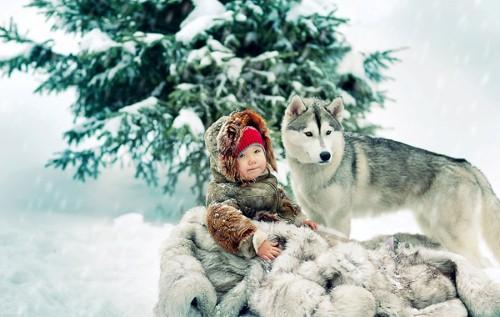 Những thiên thần tuyết đáng yêu không thể bỏ qua 5