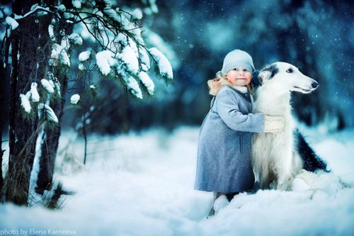 Những thiên thần tuyết đáng yêu không thể bỏ qua 8