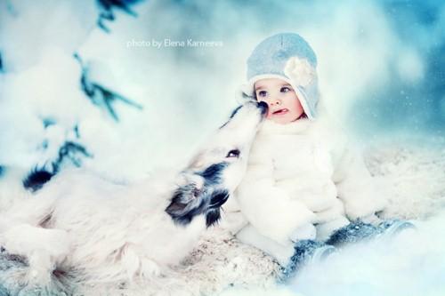 Những thiên thần tuyết đáng yêu không thể bỏ qua 9