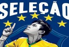 Sôi động cùng Poster cổ động World Cup 2014