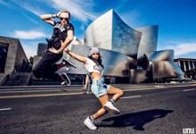 Tác giả Little Shao và bộ ảnh của vũ điệu cuộc sống