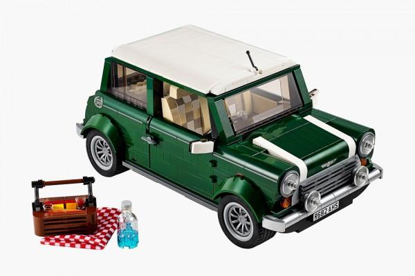 Khi Mini Cooper tuyệt đẹp được thiết kế từ Lego-1