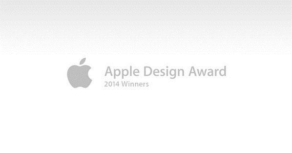 Apple công bố giải ứng dụng 2014 Design Awards-1