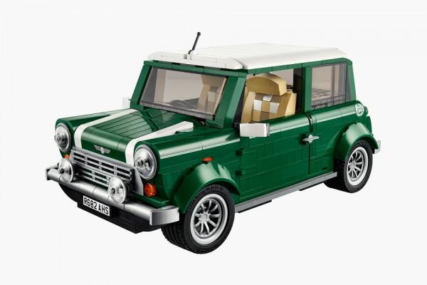 Khi Mini Cooper tuyệt đẹp được thiết kế từ Lego-2