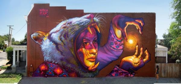 Natalia Rak, họa sĩ nổi tiếng của nghệ thuật đường phố-3