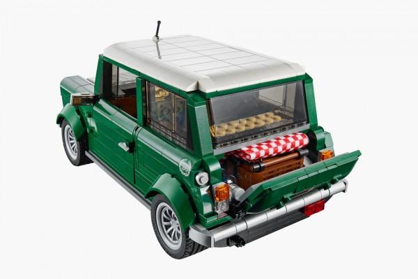 Khi Mini Cooper tuyệt đẹp được thiết kế từ Lego-3