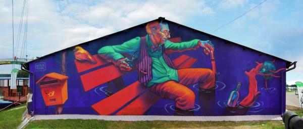 Natalia Rak, họa sĩ nổi tiếng của nghệ thuật đường phố-5