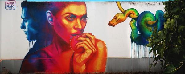 Natalia Rak, họa sĩ nổi tiếng của nghệ thuật đường phố-7