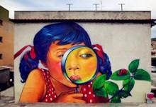 Natalia Rak, họa sĩ nổi tiếng của nghệ thuật đường phố