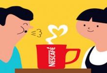 Bộ nhận diện thương hiệu mới của NesCafe