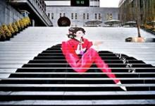 Khi cầu thang trở thành những bức tranh nghệ thuật tuyệt đẹp