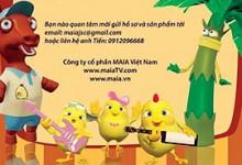 maiaTV tuyển dụng nhân sự cho dự án hoạt hình