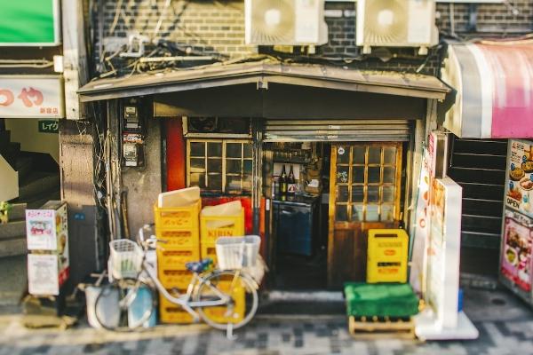 Kỹ thuật Tilt-shift và những hình ảnh thu nhỏ sống động của Tokyo-11