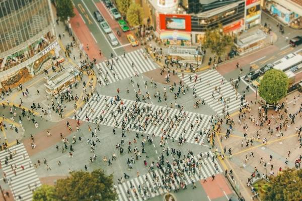 Kỹ thuật Tilt-shift và những hình ảnh thu nhỏ sống động của Tokyo-2