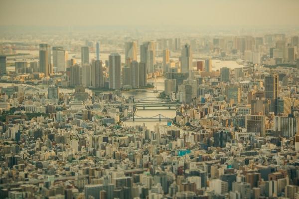 Kỹ thuật Tilt-shift và những hình ảnh thu nhỏ sống động của Tokyo-4