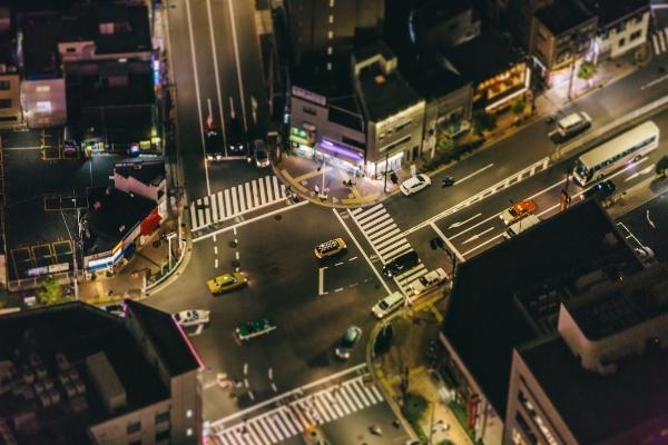 Kỹ thuật Tilt-shift và những hình ảnh thu nhỏ sống động của Tokyo-7